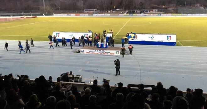 """Coppa Italia: la finale al """"Lancellotta"""" di Isernia"""