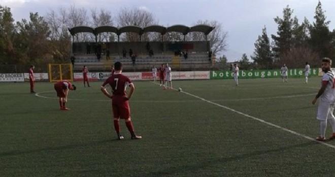 AZ Picerno-Pomigliano 1-0, Tedesco decide una sfida equilibrata