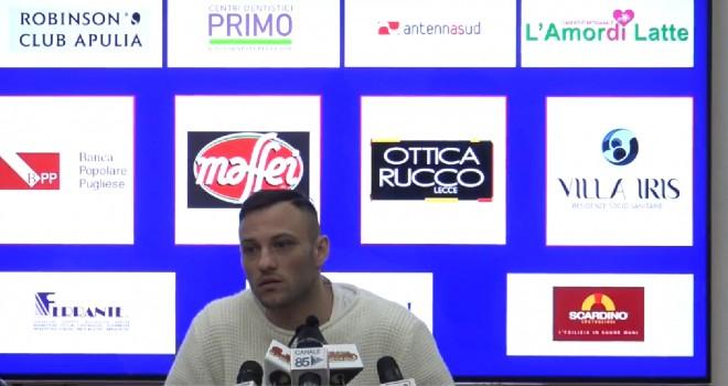 """Lecce. Di Piazza:""""Splendida annata. Che bella Lecce tutta giallorossa"""""""