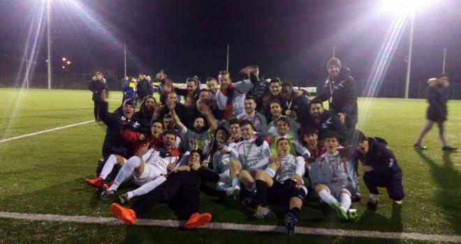 Finale Coppa Italia Promozione: Ferrandina si abbatte sul Bella (4-0)