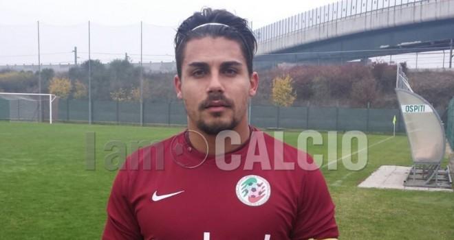 Roberto Salzano, bomber della Ro.Ce.