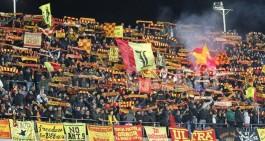 Lecce-Brescia: aggiornamento biglietti venduti alle 20.30 del 23/04