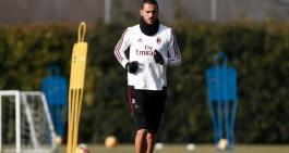 Milan, penultimo allenamento prima di volare a Cagliari