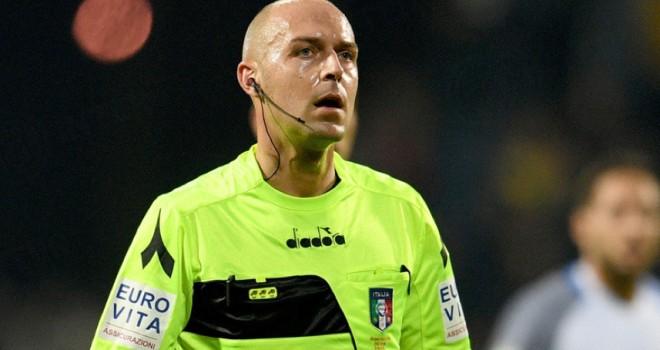 Inter-Benevento, arbitra Pairetto