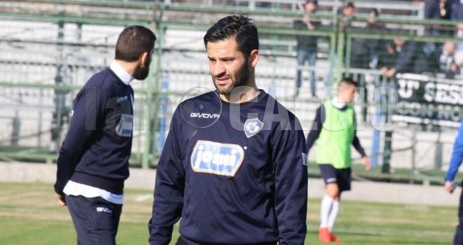 Taranto, acquisto d'esperienza per la difesa: ha firmato D'Alterio