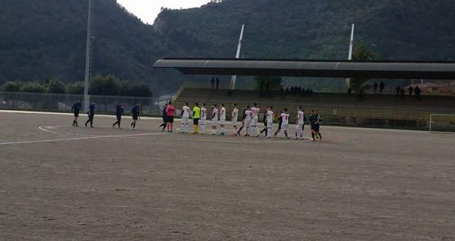 La Giffonese supera lo Sporting Audax nello scontro in zona playoff
