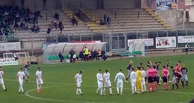 Monopoli-Catania 5-0, gli etnei si schiantano in Puglia!
