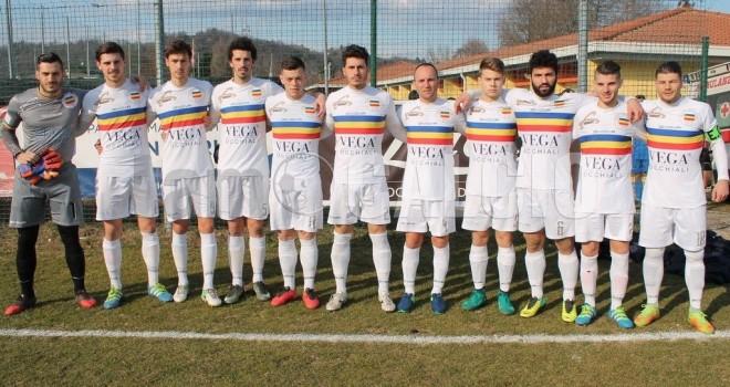 Eccellenza girone A - Big match a La Biellese, Trino al fotofinish