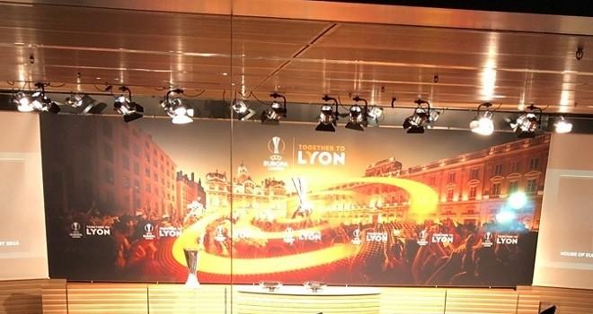 Europa League in diretta, sorteggio Ottavi di finale da Nyon