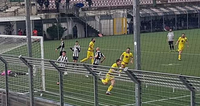 Sorrento-Battipagliese 1-0: la sintesi del match (VIDEO)