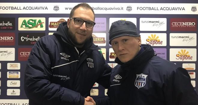 Football Acquaviva,  Barberio è il nuovo segretario amministrativo