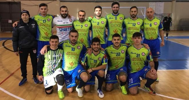 Calcio a 5/C1. Spartak-Pompei finisce in pari, sannicolesi salva