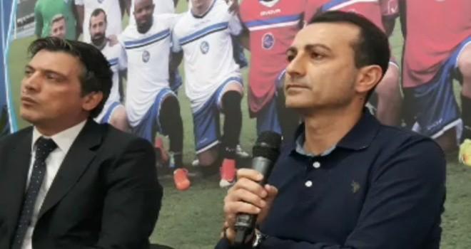 """L'Agropoli presenta mister Olivieri: """"Orgoglioso di essere qui"""""""