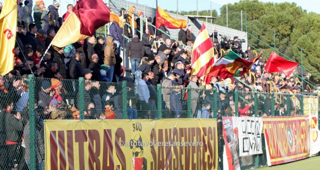 SERIE D LIVE - Playout, San Severo-Frattese in diretta testuale
