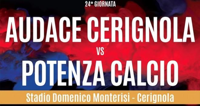 Confermati i 190 biglietti per i tifosi del Potenza a Cerignola