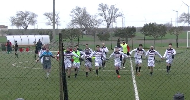 VIDEO - Sporting Ordona devastante. Audace Barletta steso 5-2