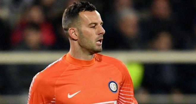 """Genoa-Inter 2-0, Handanovic: """"Voltiamo pagina e guardiamo avanti"""""""