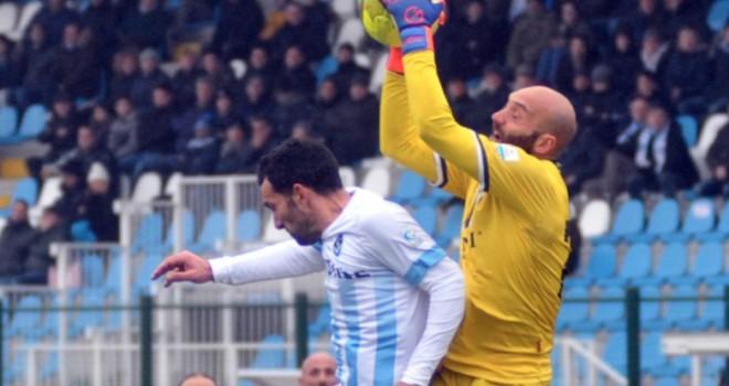 Giana Erminio-Robur Siena 0-1, il tabellino