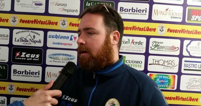 """Virtus L.Forio, il DG Caruso: """"Tifosi fantastici. Ora il Girone oro.."""""""