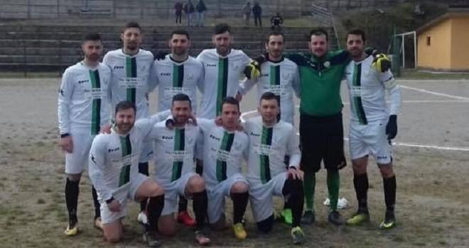 Il Real Postiglione vince a Montesano con la doppietta di Pagano