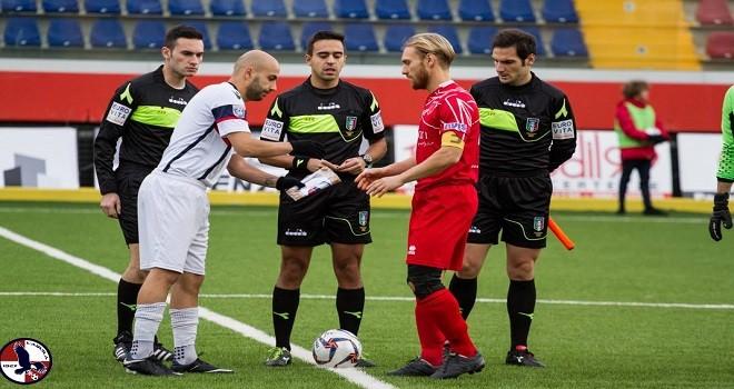 Serie D - Girone F, 26ª giornata: le designazioni arbitrali