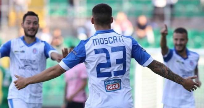 """Novara, Moscati: """"Riscatto? Sì, gioco con continuità e sono felice"""""""