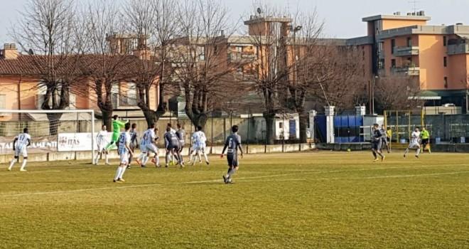 Giana Erminio-Legia II Warszawa 7-0