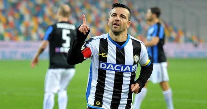 Antonio Di Natale, ph Lega Serie A