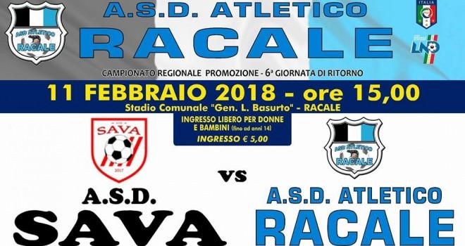 Atletico Racale: domenica evento con un grande campione italiano