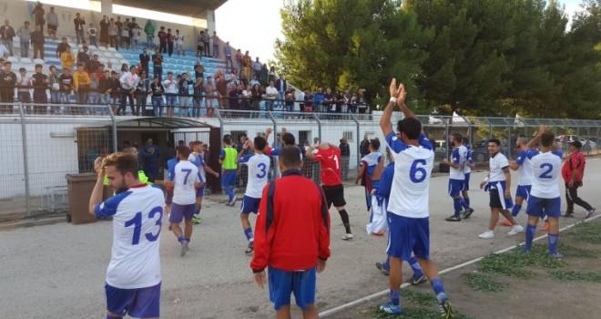 L'Atletico Orta Nova vola ai quarti di Coppa: steso il Vieste 3-1