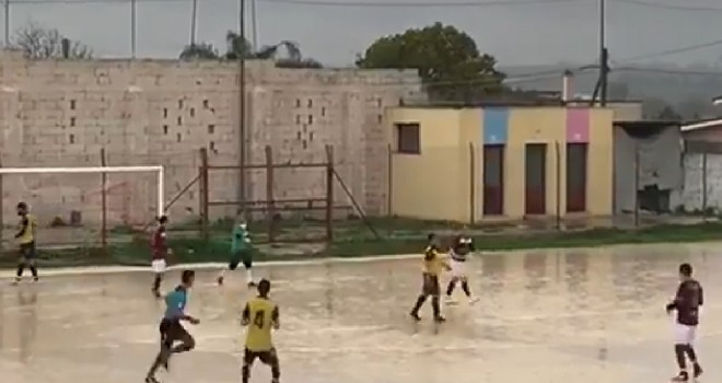VIDEO - Gli highlights di Spartak Ruffano-Sanarica 4-0