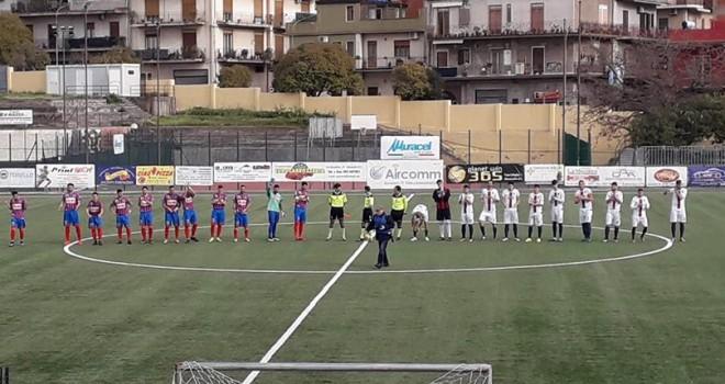 Paternò Calcio: Cinquina all'Avola