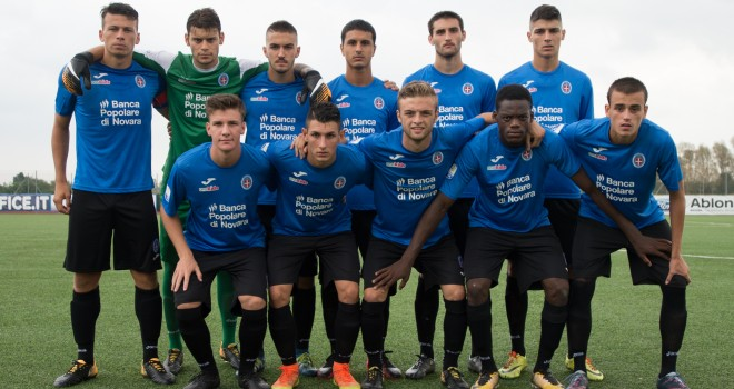 Primavera Novara: schiantata la Pro nel derby (4-1), il volo continua