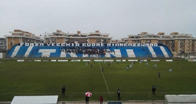Vigor Trani-Savoia 2-1, ai pugliesi il primo round in Coppa Italia