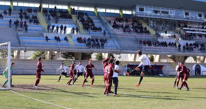 Campobasso-O. Agnonese 1-1: De Stefano risponde a Kargbo, poi è rissa