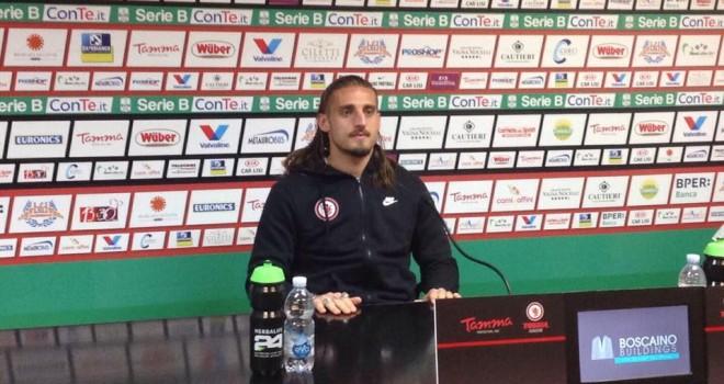 """Foggia, Tonucci: """"Mi ispiro a Cannavaro. Sorpreso dalla passione qui"""""""