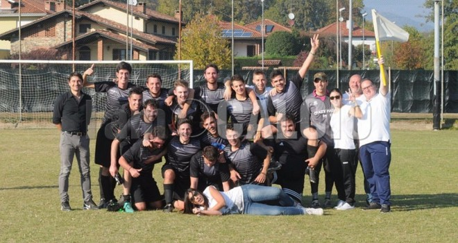Terza categoria Novara - Il Caresana esagera, ne fa 12!