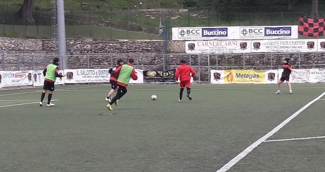 """Il Buccino sfida il Salernum. Masucci: """"Ora non bisogna più sbagliare"""""""