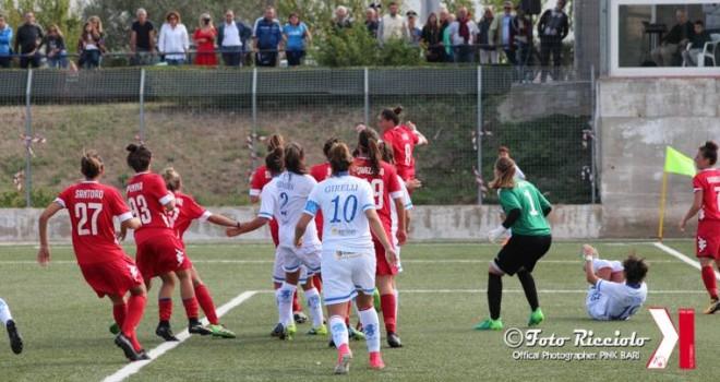 Brescia - Pink 4-0, poker delle leonesse