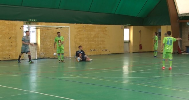 Calcio a 5/U19. Il Napoli supera l'Eboli e si prepara alla festa