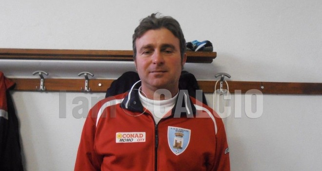 Claudio Miserotti, tecnico del Momo