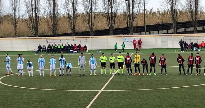 Orgoglio Campobasso, da 2-1 a 2-4. Decisivo Del Duca