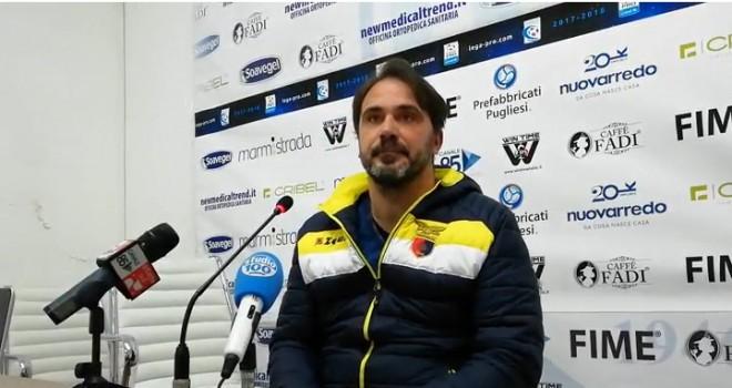 "VIDEO-Casertana. D'Angelo: ""Vittoria importante ma manca ancora tanto"""