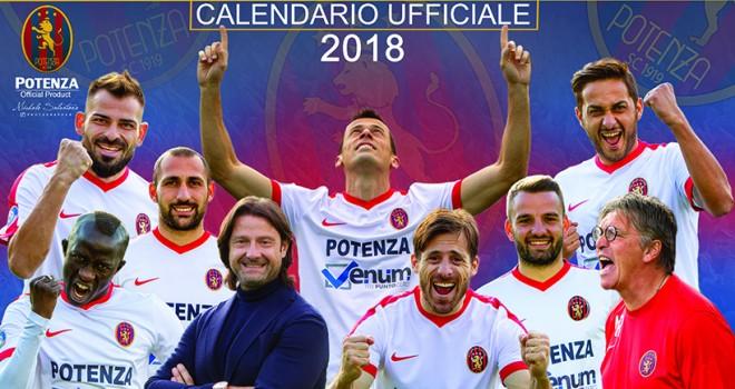 Il calendario ufficiale del Potenza