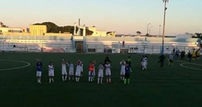 CD Racale-V.Lecce 3-1: vittoria e secondo posto riconquistato