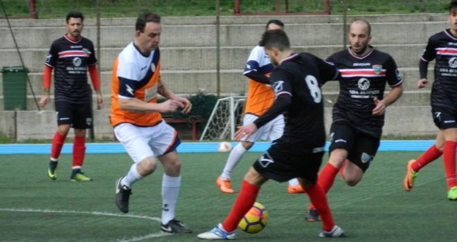 La Longobarda supera il Macchia con un gol di Fortunato nel finale