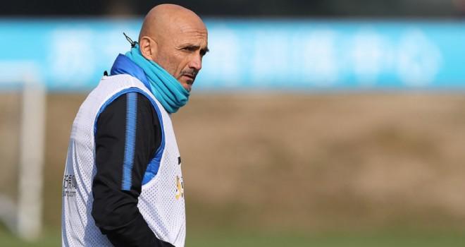 Genoa-Inter, i convocati di Spalletti