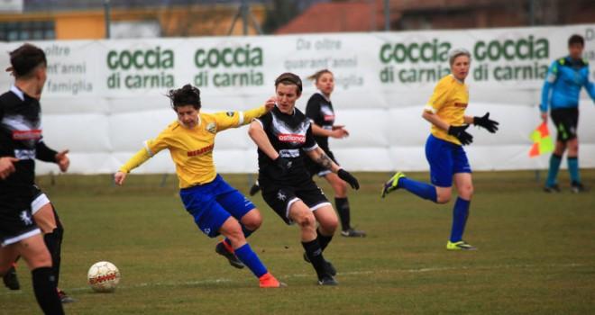 A Tavagnacco il Brescia CF cala la sestina vincente