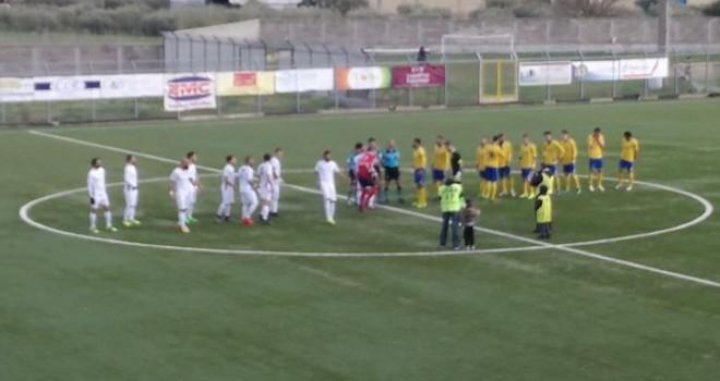 Giarre Calcio: Perde in casa dello Scordia lo scontro play-off!