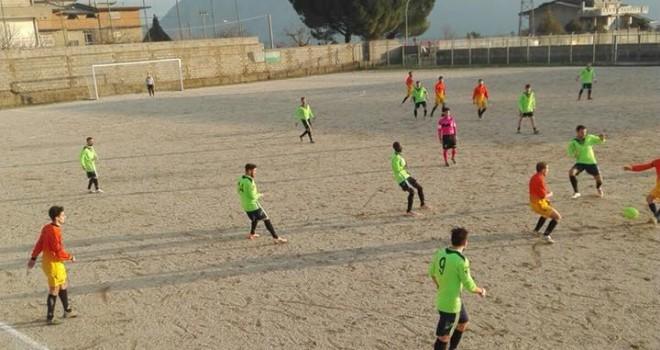 Sanframondi Calcio - San Salvatore C.